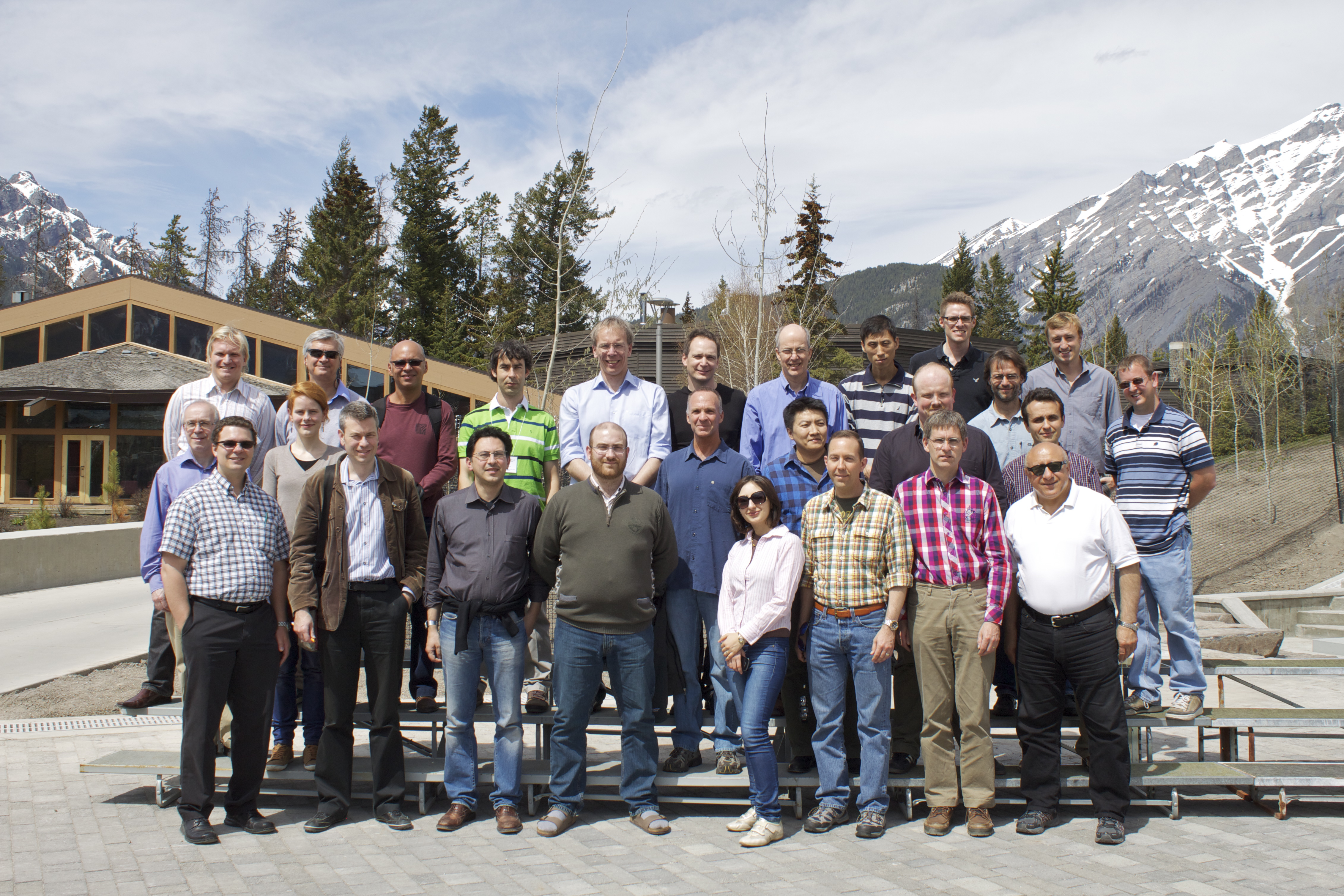 Held at the Banff International Research Station, May 2012